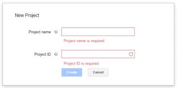 Random project name generator