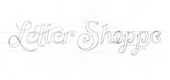 letter-sketch