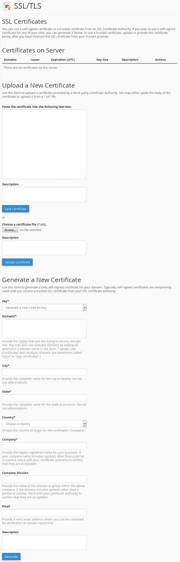 ssl certificate – Hom Digitalis
